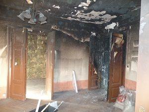 Brandschaden 1
