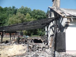 Brandschaden 4